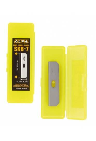 Cuchillas cutter Olfa 12mm 10 unidades