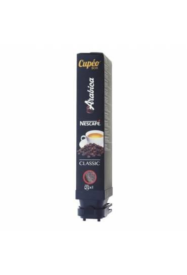 Café 100% arabica cupeo box  máquina jede 185 dosi