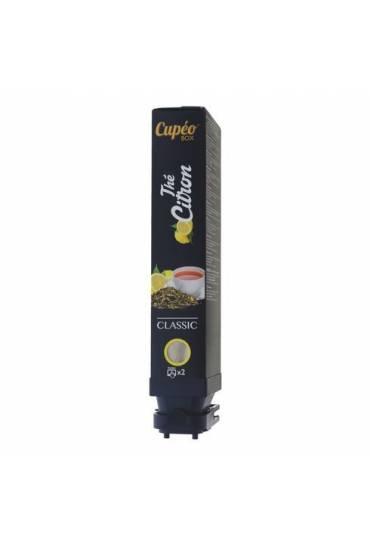 Té limón azúcar cupeo box máquina jede  83 dosis