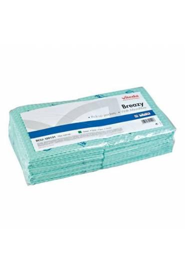 25 bayetas Vileda super absorbentes azul