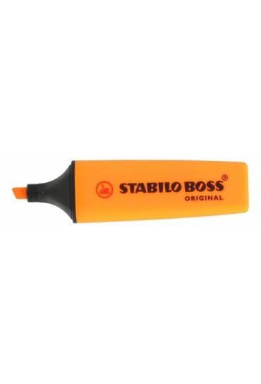 Marcador Fluorescente Stabilo Boss naranja