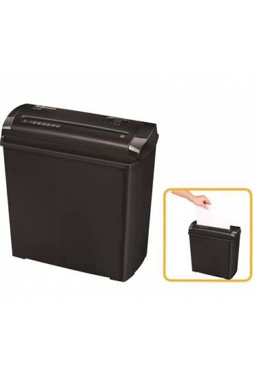 Destructora Fellowes P25S corte tiras