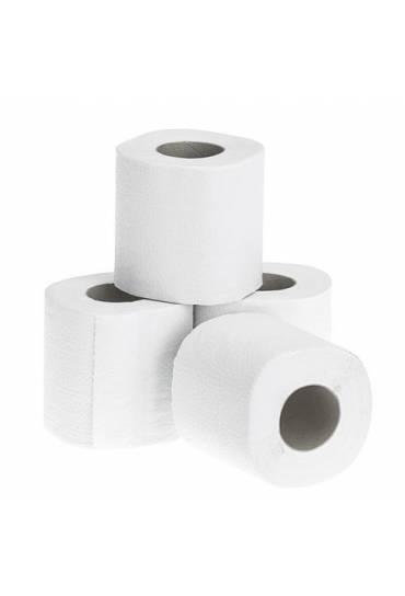Papel higienico doble capa 96 rollos Ecolabel JMB