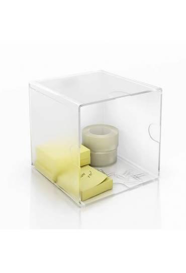 Organizador Archicubo hueco transparente