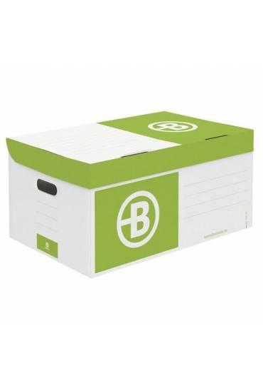 Contenedor de archivo gran capacidad JMB verde
