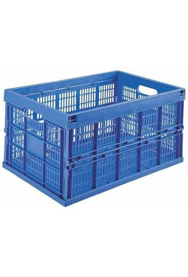 Caja plastica plegable 270x535x360 45 Litros