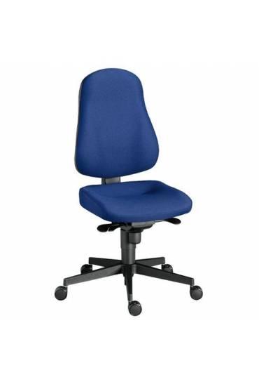 Silla  ruedas oficina june azul ignifuga
