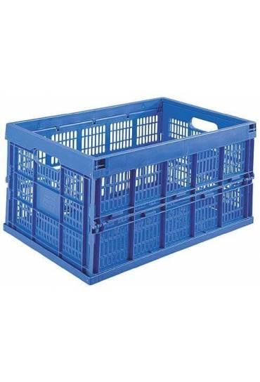 Caja plastica plegable 320x545x395 60 Litros