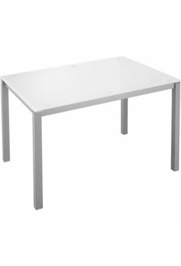 Mesa 120 cm Blanco Krystal