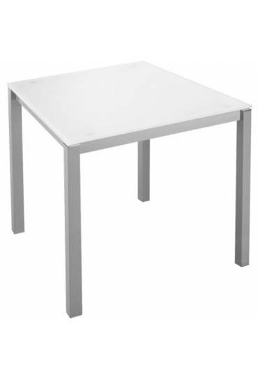 Mesa 80 cm Krystal Blanco