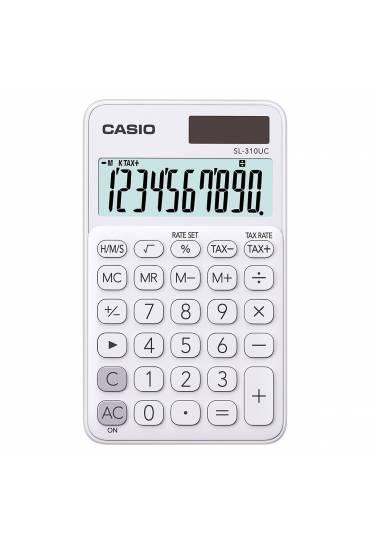 Calculadora Casio SL-310UC blanca