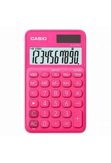 Calculadora Casio SL-310UC fucsia