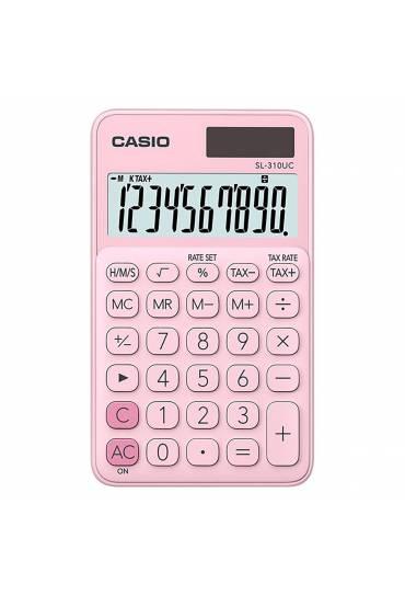 Calculadora Casio SL-310UC rosa