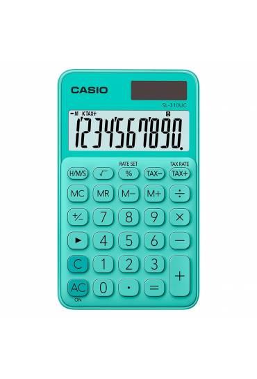 Calculadora Casio SL-310UC verde