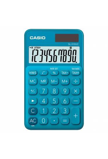 Calculadora Casio SL-310UC azul