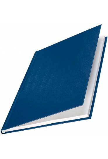 Tapa Leitz Impressbind 106-140 hojas azul