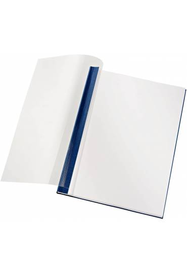 Tapa Leitz Impressbind flexible 36-70 hojas azul