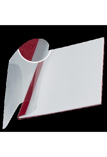 Tapa Leitz Impressbind flexible 15-35hojas burdeos