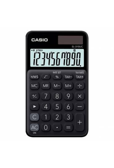 Calculadora Casio SL-310UC negra