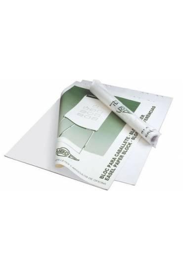 Bloc papel pizarra caballete 25h 65x90cm