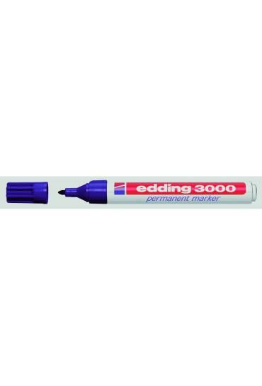 Marcador Edding 3000 punta rendonda violeta