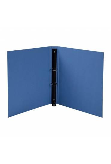 Carpeta antibacteriana CleanSafe 2 anillas A4 azul