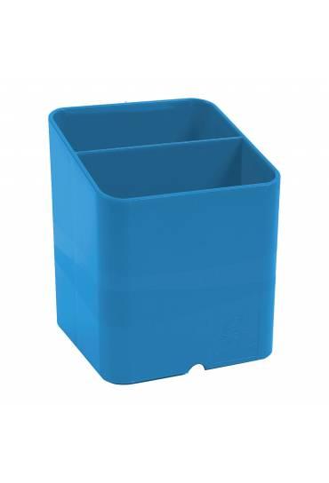 Cubilete antibacteriano CleanSafe plastico  azul