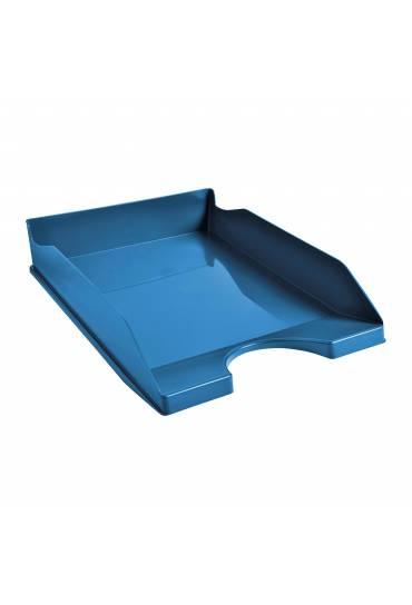 Bandeja antibacteriana CleanSafe plastico azul