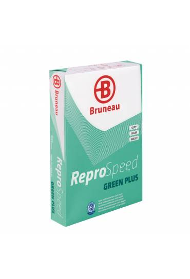 Papel reciclado A4 80gr Reprospeed Green plus 500h