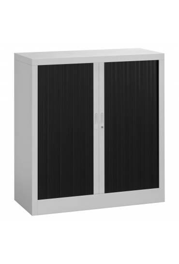 Armario persiana desmontable Union 107x100 estructura gris