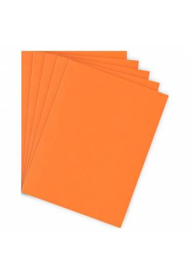 Subcarpetas A4 210 gramos JMB naranja vivo 100 und