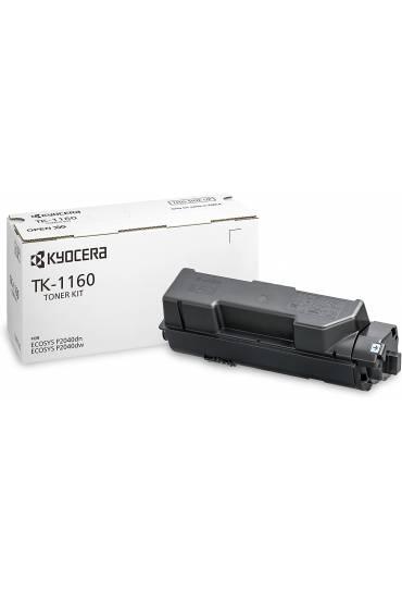 Toner Kyocera Mita TK1160BK negro 1T02RY0NL0