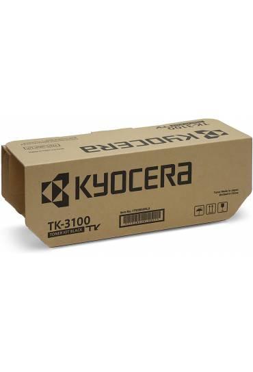 Toner Kyocera Mita TK3100BK negro 1T02MS0NL0