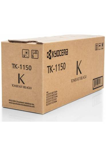 Toner Kyocera Mita TK1150BK negro1T02RV0NL0
