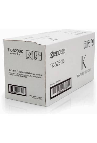 Toner Kyocera Mita TK5230BK M5521CDW  negro 1T02R90NL0