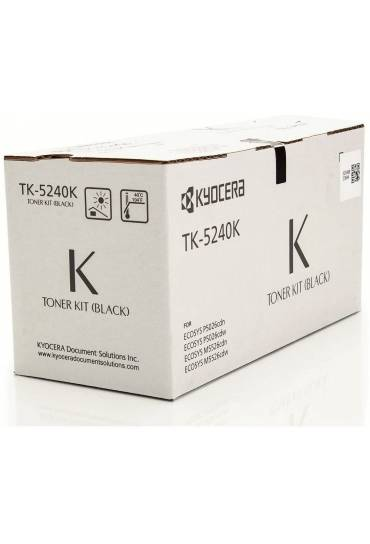 Toner Kyocera Mita TK5240BK Ecosys M5521 / M5526 negro 1T02R70NL0