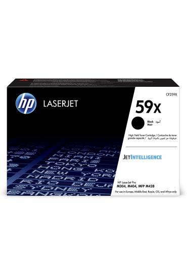 Toner HP Laserjet Nº59X alta capacidad negro CF259X