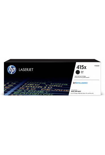 Toner HP Laserjet Nº415X alta capacidad negro W2030X