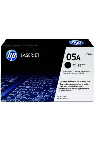 Toner HP Laserjet Nº05A negro CE505A