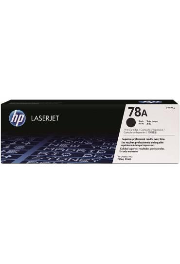 Toner HP Laserjet Nº78A negro CE278A