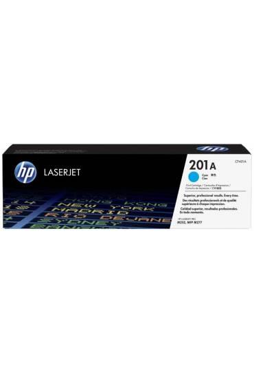 Toner HP Laserjet Nº201A cyan CF401A