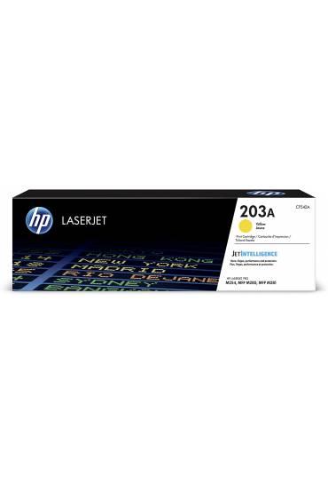 Toner HP Laserjet amarillo Nº203A CF542A