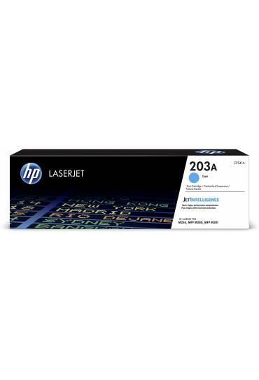 Toner HP Laserjet cyan Nº203A CF541A