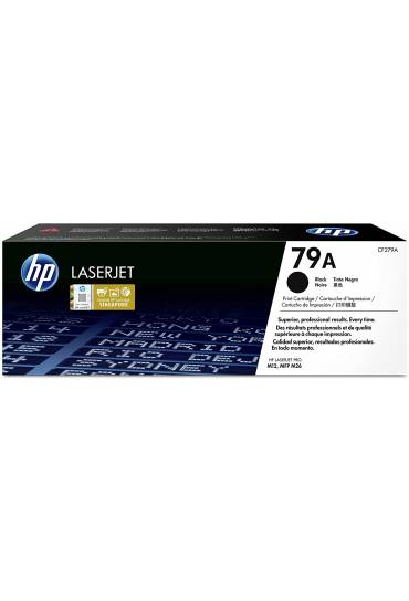 Toner HP Laserjet negro Nº79A CF279A
