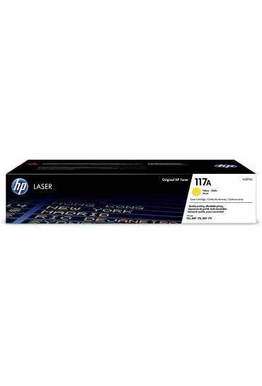 Toner HP Laserjet 150A 179FNW amarillo Nº117A W2072A