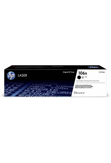 Toner HP Laserjet 107AW MFP 135A negro Nº106A W1106A