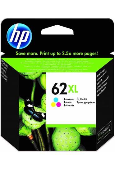Cartucho HP Nº62XL alta capacidad tricolor C2P07AE