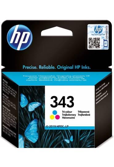 Cartucho HP Nº343 tricolor C8766EE