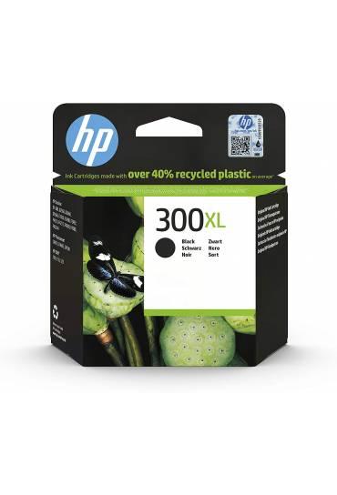 Cartucho HP Nº300XL alta capacidad negro CC641EE