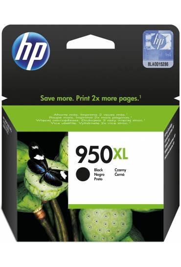 Cartucho HP Nº950XL alta capacidad negro CN045AE